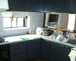 トクラス ベリー キッチン