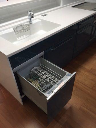 キッチンリフォーム 垂水区 食洗機