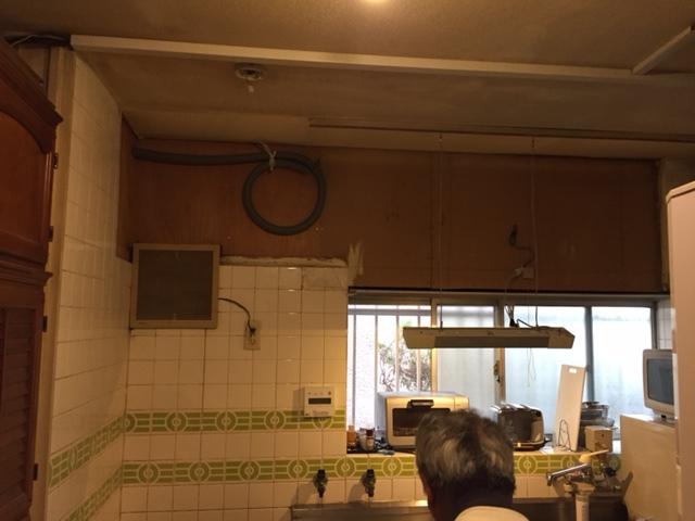 LIXIL アレスタ キッチン取替え⑧